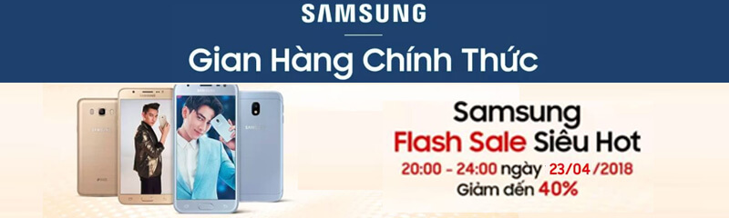 Samsung Flash Sale 23 thang 4 -1
