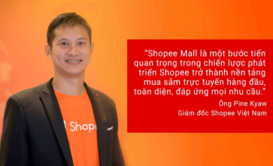 shopee mall